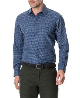 Ellis Park Sports Fit Shirt, RIVER, hi-res