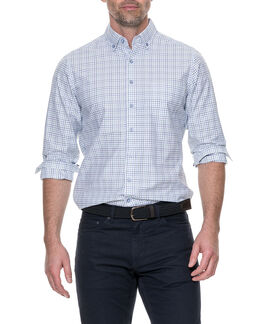 Kingsbridge Sports Fit Shirt, BLUEBELL, hi-res