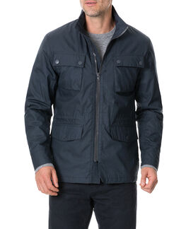 Leithfield 4 Oz Staywax Jacket, MIDNIGHT, hi-res