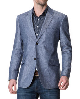 Druces Jacket, DENIM, hi-res