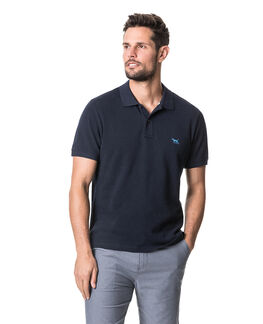The Gunn Polo, NAVY, hi-res
