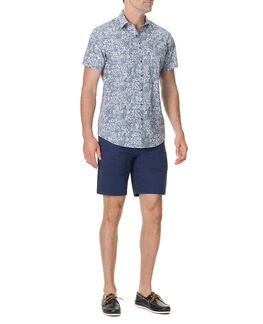 Braeburn Sports Fit Shirt/Bluebell XS, BLUEBELL, hi-res