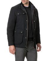 Harper Waxed Jacket, ONYX, hi-res
