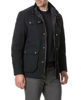 Harper Waxed Jacket, ONYX, hi-res