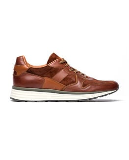 Hickory Bay Sneaker/Tan 41, TAN, hi-res