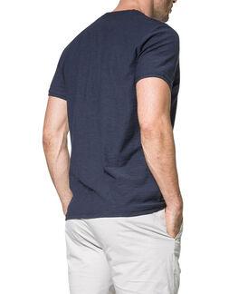 Nelson T-Shirt /Navy XS, NAVY, hi-res