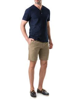 Milton T-Shirt /Navy XS, NAVY, hi-res