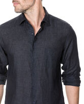 Landsdown Sports Fit Shirt, CHARCOAL, hi-res