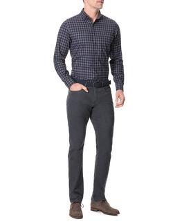 Wheatstone Sports Fit Shirt/Onyx XS, ONYX, hi-res