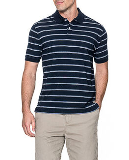 Crown Terrace Polo/Navy XS, NAVY, hi-res