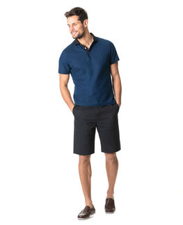 Leigh Sports Fit Polo/Amalfi ME, AMALFI, hi-res