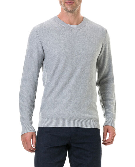 Ridgeview Sweater, ASH, hi-res