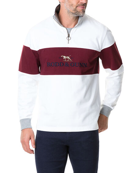 Foresters Peak Sweat, OFF WHITE, hi-res