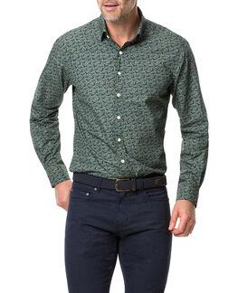 Tennyson Inlet Shirt/Khaki XS, KHAKI, hi-res