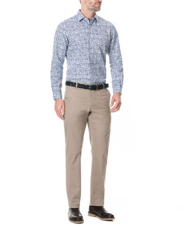 Parkvale Sports Fit Shirt, BLUEBELL, hi-res