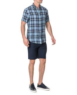 Berwick Forest Shirt, STONEWASH, hi-res