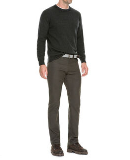 Baverstock Regular Fit Jean, OLIVE, hi-res