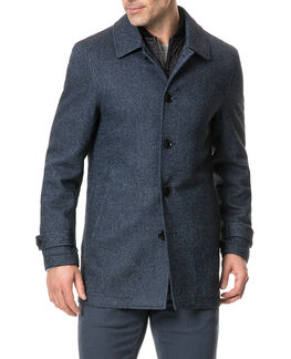 Balmoral Forest Jacket/Peacoat XS, PEACOAT, hi-res