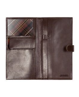Tom Pearce Travel Wallet, MUD, hi-res