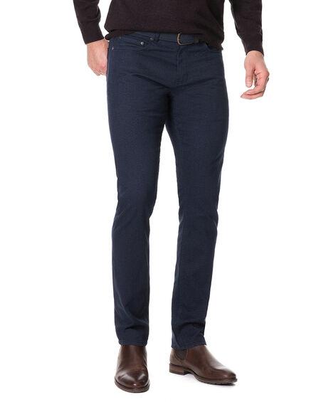 Adams Flat Straight Jean, INDIGO, hi-res