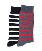 Andrews Avenue Two Pack Sock/Marine 0, MARINE, hi-res