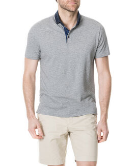 Beach Haven Sports Fit Polo/Smoke XS, SMOKE, hi-res