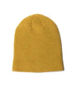 Big Hill Rd Beanie/Mustard 0, MUSTARD, hi-res