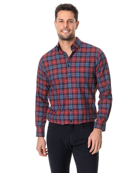 Fairham Sports Fit Shirt, INK, hi-res