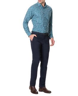 Dallington Sports Fit Shirt/Sapphire XS, SAPPHIRE, hi-res