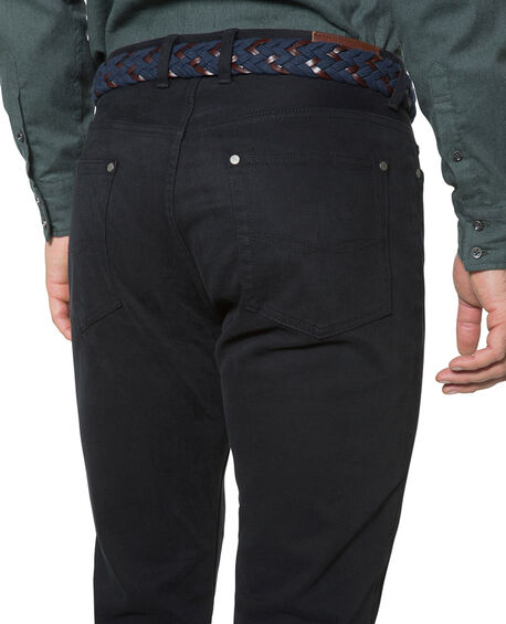 Barters Straight Pant, ONYX, hi-res