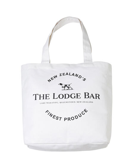 The Lodge Bar Tote Bag, NATURAL, hi-res