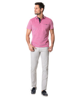 Sherwood Sports Fit Polo/Geranium XS, GERANIUM, hi-res
