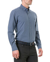 Wingrove Shirt, MIDNIGHT, hi-res