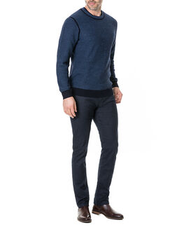 Wilberforce Knit /Navy XS, NAVY, hi-res