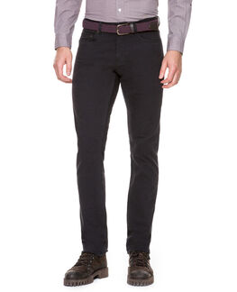 Hawdon Straight Pant, NAVY, hi-res