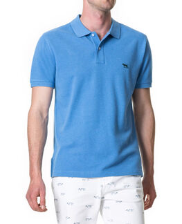 The Gunn Polo, CORNFLOWER, hi-res