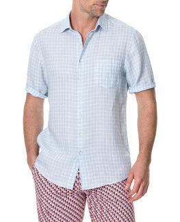 Avonside Shirt/Stonewash XS, STONEWASH, hi-res