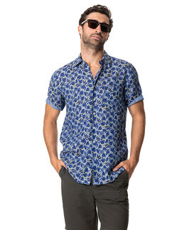 Rockwood Shirt/Cornflower XS, CORNFLOWER, hi-res