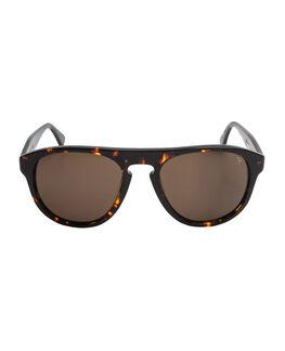 Preece Point Sunglasses, DARK TORTOISE, hi-res