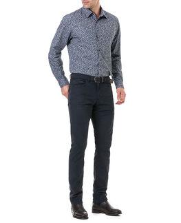 Freys Crescent Shirt/Blueberry XS, BLUEBERRY, hi-res