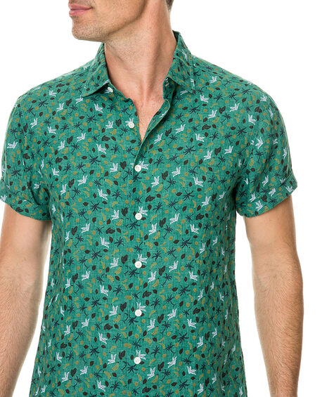 Canoe Creek Sports Fit Shirt, BAMBOO, hi-res