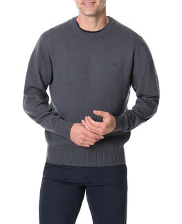 Gibbston Bay Knit, PEWTER, hi-res