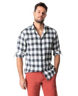 City Block Sports Fit Shirt/Black Pearl XS, BLACK PEARL, hi-res