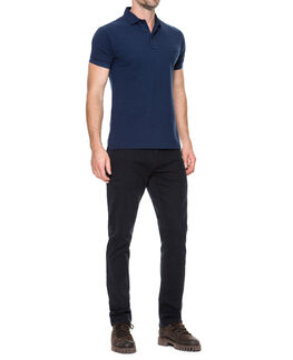 Lendenfield Sports Fit Polo/Marine XS, MARINE, hi-res