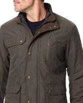 Harper Waxed Jacket, OLIVE, hi-res