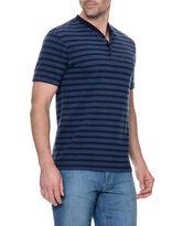 Burnham Sports Fit T-Shirt , PEACOAT, hi-res