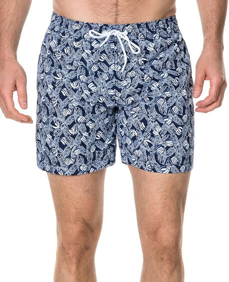 Lakeswood Swim Short, DEEP BLUE, hi-res