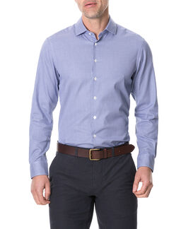 Point England Sports Fit Shirt/Azure XS, AZURE, hi-res