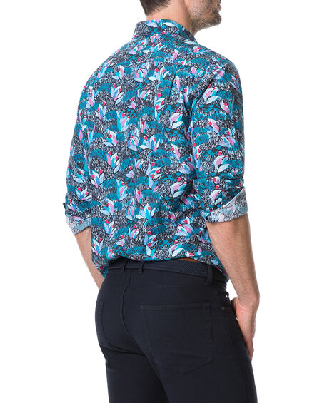 Notown Shirt, FERN, hi-res