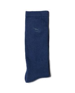 Gunner Three Pack Sock, MARINE, hi-res